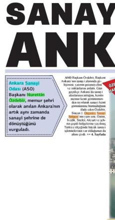 11.11.2014 - Ankara Sanayi Odası