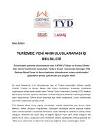 22.04.2014 TYD Basın Bülteni
