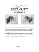 Katalog - Bozkurt Makina