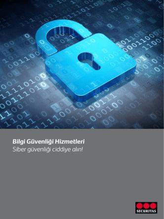 Bilgi Güvenliği Broşürü
