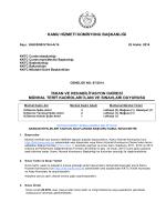 İskan ve Rehabilitasyon Dairesi - Kamu Hizmeti Komisyonu