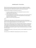 İsteğe Bağlı Sigortalılık – Üniversite Katkısı