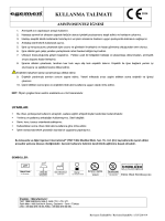 Amniyosentez İğnesi - Egemen International