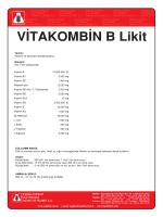 Vitakombin B internet
