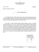 T.C. sALİHLİ KAYMAKAMLIĞI - Salihli İlçe Milli Eğitim Müdürlüğü