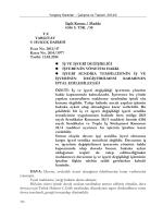 İlgili Kanun / Madde 6356 S. TSK. /30 T.C YARGITAY 9. HUKUK