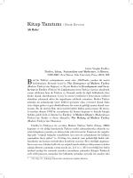 Kitap Tanıtımı / Book Review - Türkçe