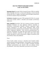 2014 Yılı İlerleme Raporu _İstatistik_-TUR