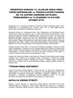 Growtech Eurasia Basın Bülteni