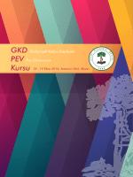 GKD Gelişimşel Kalça Displazisi PEV Pes
