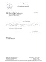 Tc BODRUM KAYMAKAMLIĞI ilçe Milli Eğitim Müdürlüğü