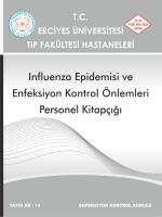 İnfluenza Epidemisi ve Enfeksiyon Kontrol Önlemleri