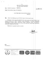sayı .28100773 1600402/ 3 V 9 Eäšäâ â - erzurum