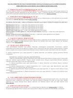 Katkı Payı / Öğrenim Ücreti Ödeme Esasları
