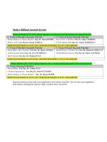 Bahar dönemi kayıtlarında seçimlik dersler için kota uygulaması söz