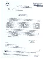 Scanned Document - Manisa Halk Sağlığı Müdürlüğü