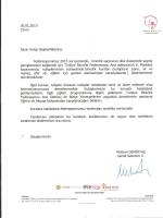 2015 eğitim programları - Türkiye Binicilik Federasyonu