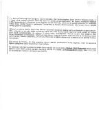 Yazı ve Katılım Formu (2 sayfa)