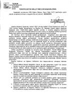 BW - Türkiye Büyük Millet Meclisi