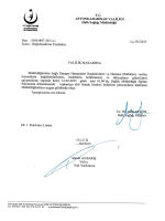 TOPLANTI 1 - Afyonkarahisar Halk Sağlığı Müdürlüğü