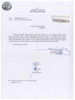 T.c. _ _ MERSİN vALILİĞI - Mersin Sağlık Müdürlüğü