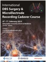 International DBS Surgery& ` ` m ı