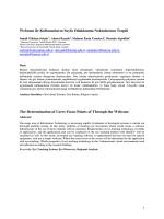 Webcam ile Kullanıcıların Sayfa Odaklanma Noktalarının Tespiti The