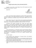 CH? - Türkiye Büyük Millet Meclisi