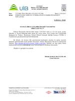 sirkuler no 57 türkiye macaristan yüksek düzeyli işbirliği konseyi