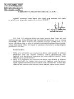Miıtıvsrçl HAREKET PARTjsl - Türkiye Büyük Millet Meclisi