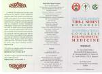 2015 Uluslararası Tıbb-ı Nebevi Kongresi Duyurusu