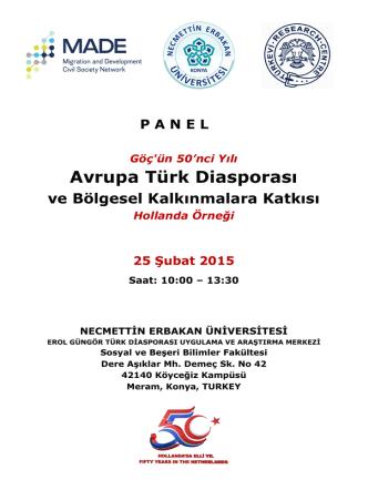 Ayrıntılı bilgi için - Necmettin Erbakan Üniversitesi