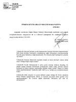 W` 1 35519 - Türkiye Büyük Millet Meclisi