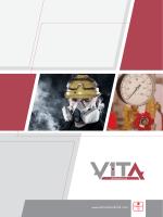 Vita Katalog - Vita Mühendislik