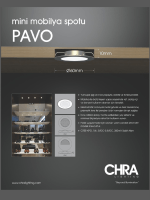 PLD-1 - ANASAYFA | Chra Lighting