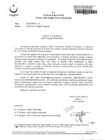 Ulusal Su ve Sağlık Kongresi - Ordu Halk Sağlığı Müdürlüğü