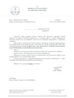 Tc BODRUM kAYMAKAMLIĞI İlçe `Miııı Eğitim Müdürlüğü