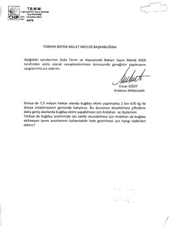 :ıs - Türkiye Büyük Millet Meclisi