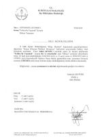 Scanned Document - Fethiye İlçe Milli Eğitim Müdürlüğü