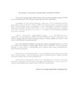 2015 ŞUBAT Avi ENGELLİ ÖĞRETMEN ALıMı DUYURUSU