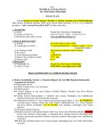 T.C. PENDİK KAYMAKAMLIĞI İlçe Milli Eğitim Müdürlüğü İHALE