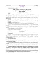Resmî Gazete - Hasan Kalyoncu Üniversitesi