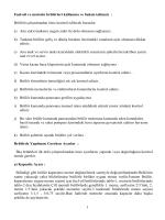 h1-Brülörü yardımcı dokuman