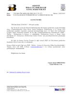 9.uluslararası türkmenistan yatırım forumu hk