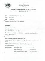 Sağlık Bilimleri Fakültesi Öğrenci Uyum Programı