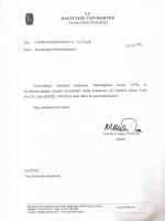 Koordinatör Görevlendirilmesi - Hacettepe Üniversitesi Personel