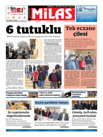Bağımsız Günlük Siyasi Gazete