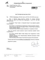 Yükseköğretim Kurulu Başkanlığının TÜBİTAK Bilim ve Teknoloji