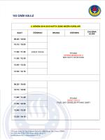 Müzik Okulları - TED İzmir Koleji