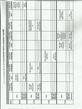 Çevre Koruma ve Kontrol Programı(1)